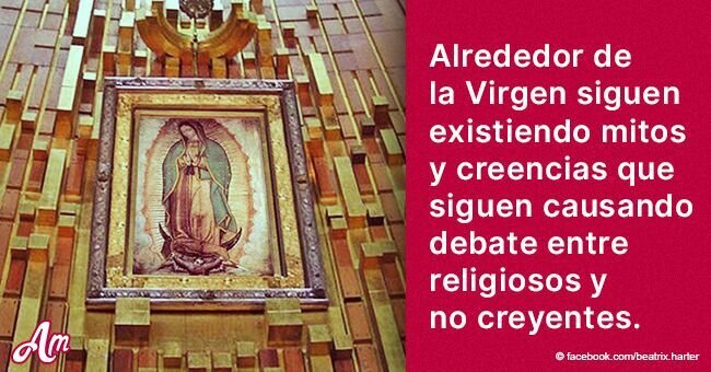 Misterios de la imagen de la Virgen de Guadalupe