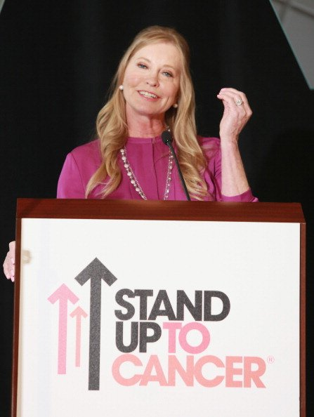 Lisa Niemi Swayze at the San Diego Marriott Hotel & Marina on April 7, 2014 in San Diego, California. | Photo: Getty Images