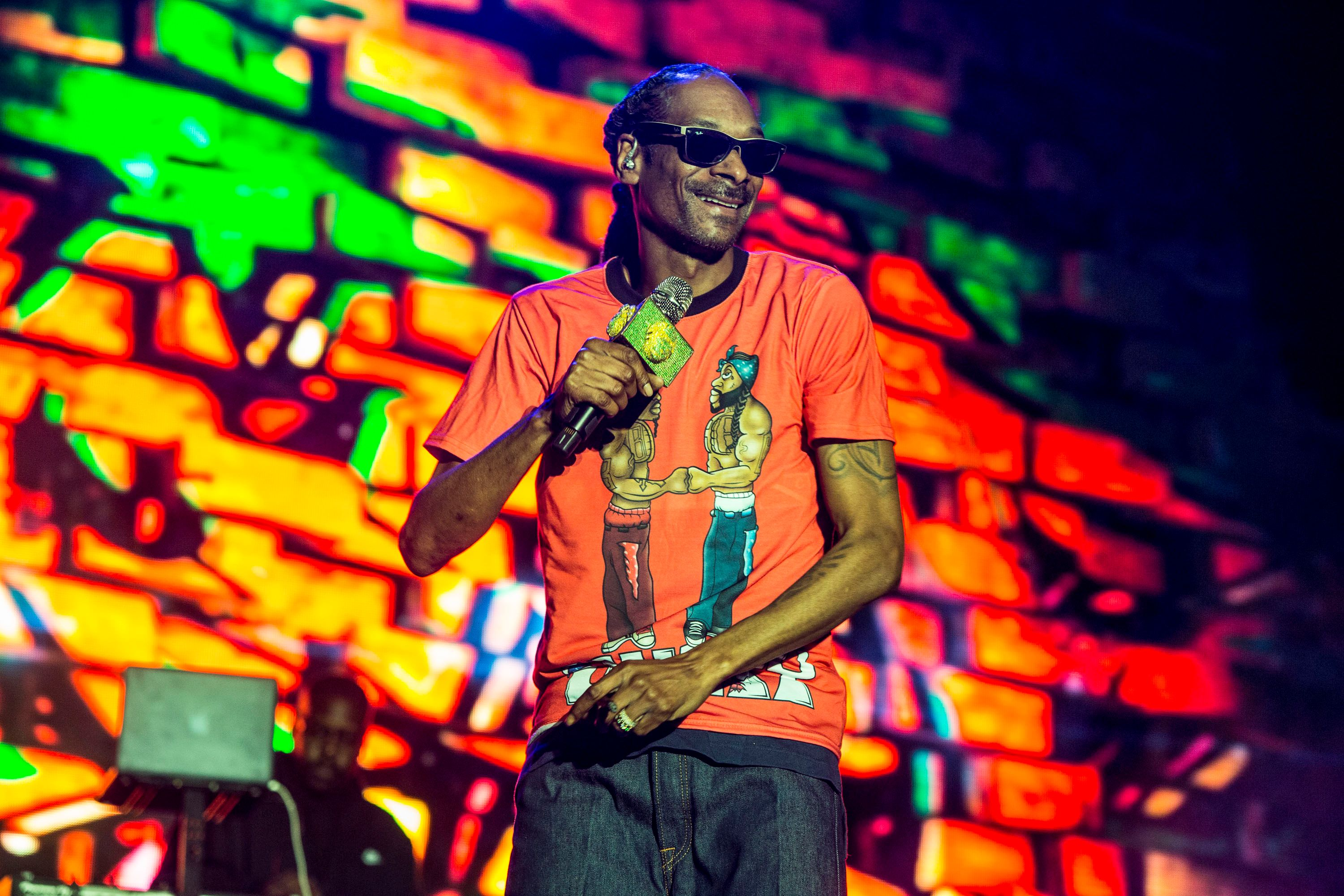Snoop Dogg at the Del Mar Race Track on September 13, 2019 in California. | Photo: Getty Images