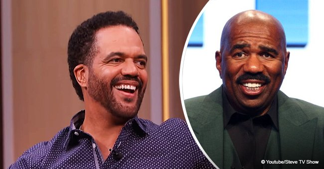 Steve Harvey shares final interview with late actor Kristoff St. John in never-before-seen footage