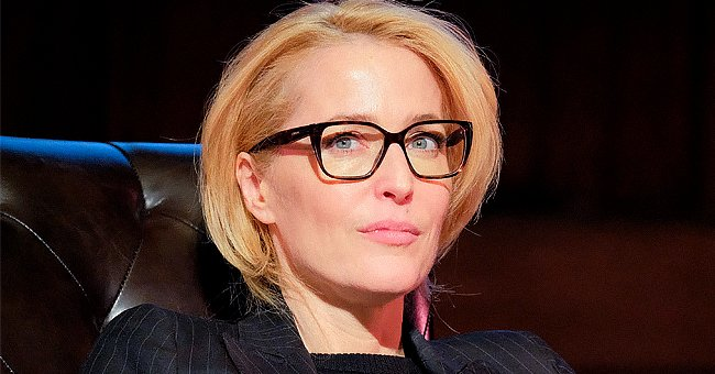 Gillian Anderson Shares Thoughts on Prince Harry's Reaction to 'The Crown'