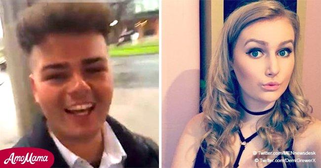 Hombre que condujo ebrio y mató a su novia adolescente publica video riendo al entrar a la corte