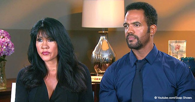 Kristoff St. John's Ex-Wife Has Ended 30 Years of Sobriety after His Sudden Death