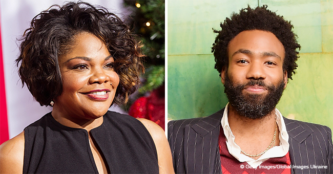 Mo'Nique is impressed by Donald Glover's treatment to black women after filming in his commercial