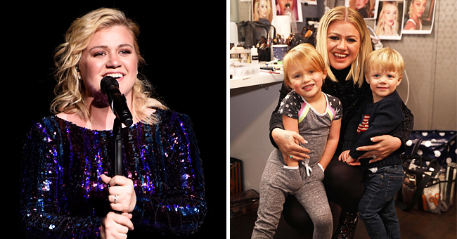 Kelly Clarkson Once Claimed There's 'Nothing Wrong' with Spanking Your Kids