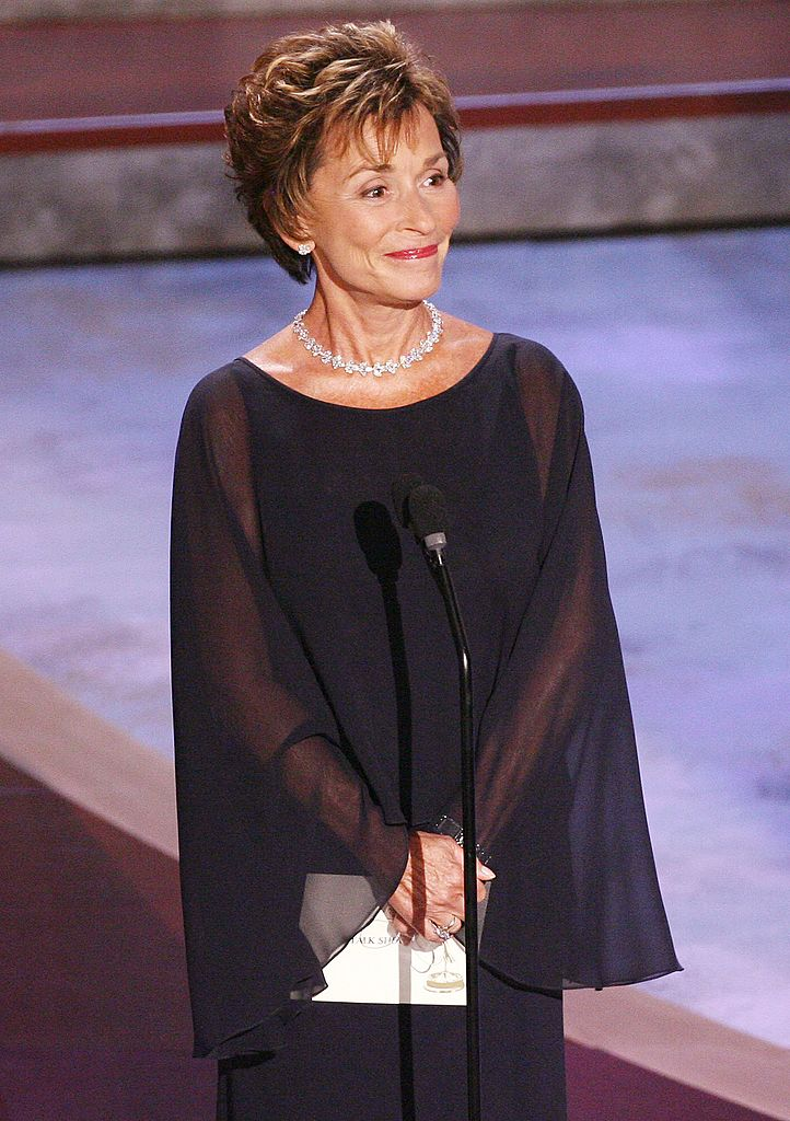 Judge Judy Sheindlin pictured at the 33rd Annual Daytime Emmy Awards, 2006, California. | Photo: Getty Images