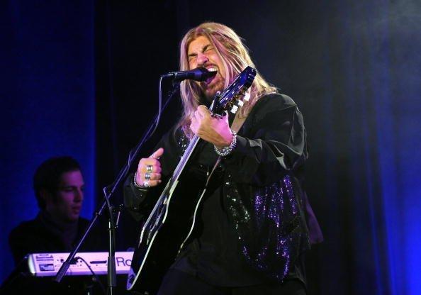 Abi Ofarim, Comeback-Konzert, München, 2009 | Quelle: Getty Images