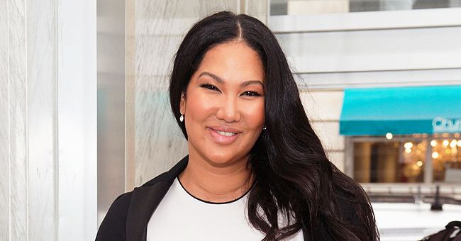 Baby Phat Founder Kimora Lee Simmons Shared Photo with Late Kim Porter's Twin Daughters on National Daughters Day