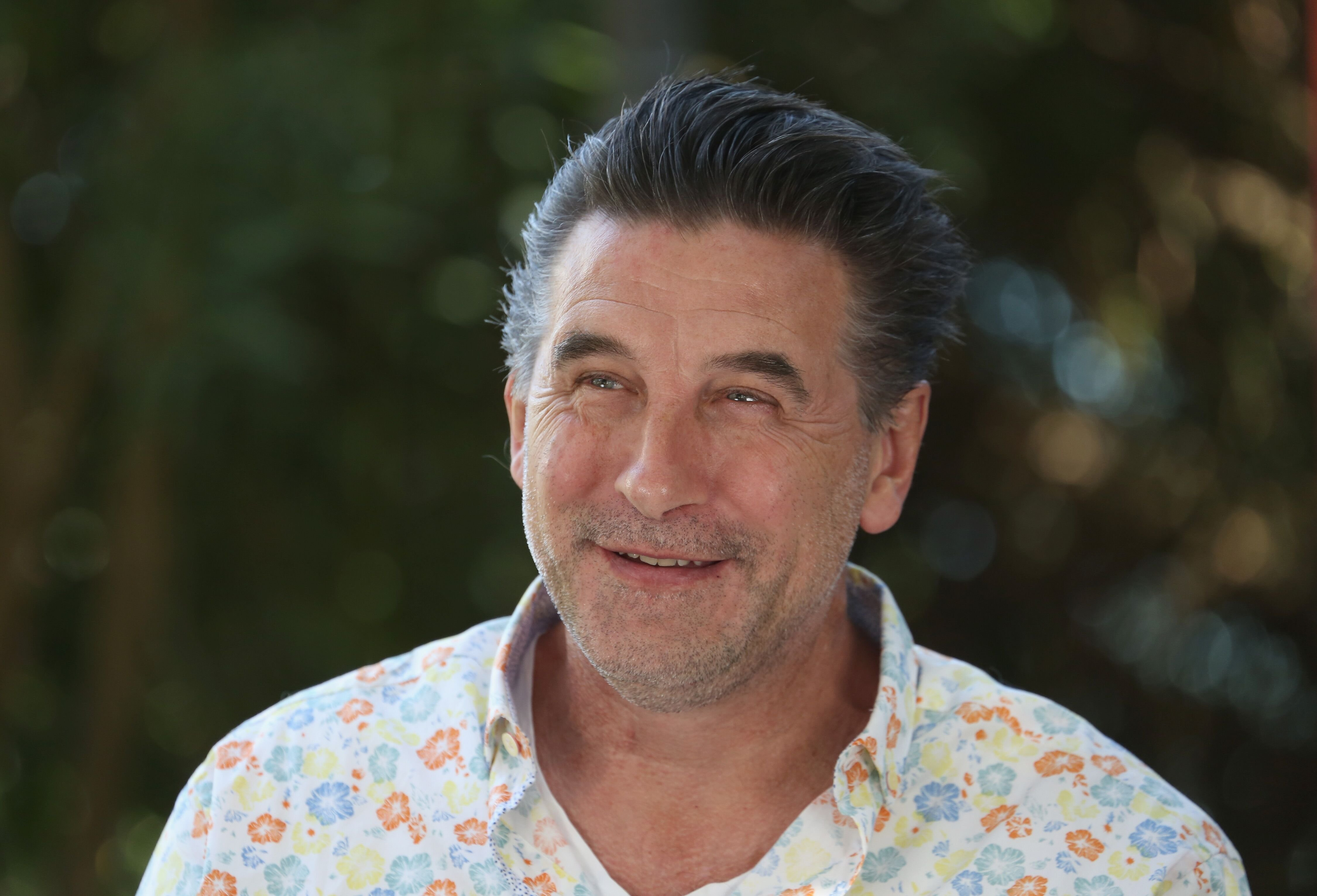 William Baldwin attends the Filming Italy Sardegna Festival 2019 Day 4 Photocall at Forte Village Resort on June 16, 2019 in Cagliari, Italy | Photo: Getty Images