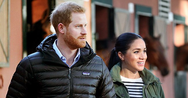 Meghan Markle and Prince Harry Deliver Meals to LA Residents with Illnesses