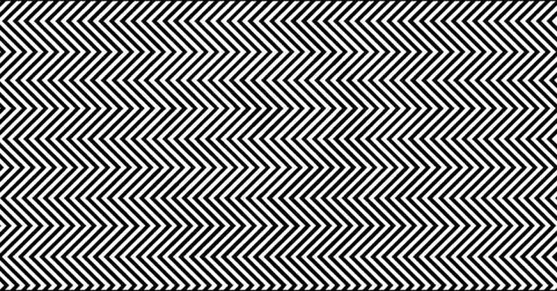 Optische Illusion | Quelle: Facebook.com/Lucía Alexandru