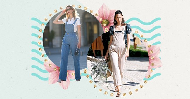 Dungarees Are Back In Fashion For 2021