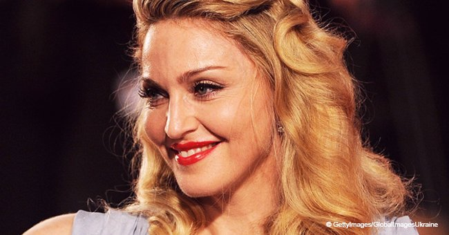 Madonna's Twin Daughters Prove They Can Sing Just like Their Mom, Belting out a Song in Video