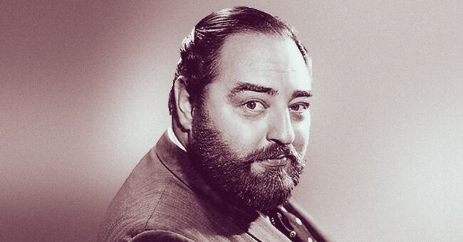 Life of Sebastian Cabot from 'Family Affair' after the End of the Show