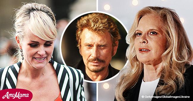 Conflit entre Sylvie Vartan et Laeticia: lui est-elle interdit de chanter les chansons de Johnny Hallyday?