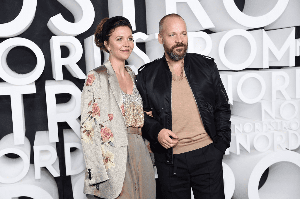 NEW YORK - 22 OCTOBRE : Maggie Gyllenhaal et Peter Sarsgaard participent à la fête d'ouverture du navire amiral de Nordstrom NYC le 22 octobre 2019 à New York. | Photo : Getty Images