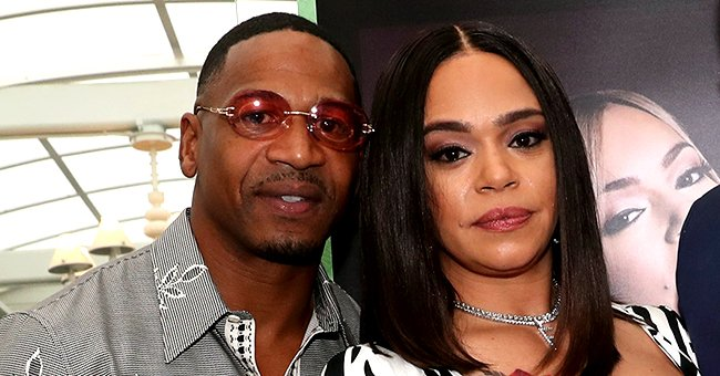 TMZ: Faith Evans Arrested on Domestic Violence Charges after Allegedly Attacking Stevie J