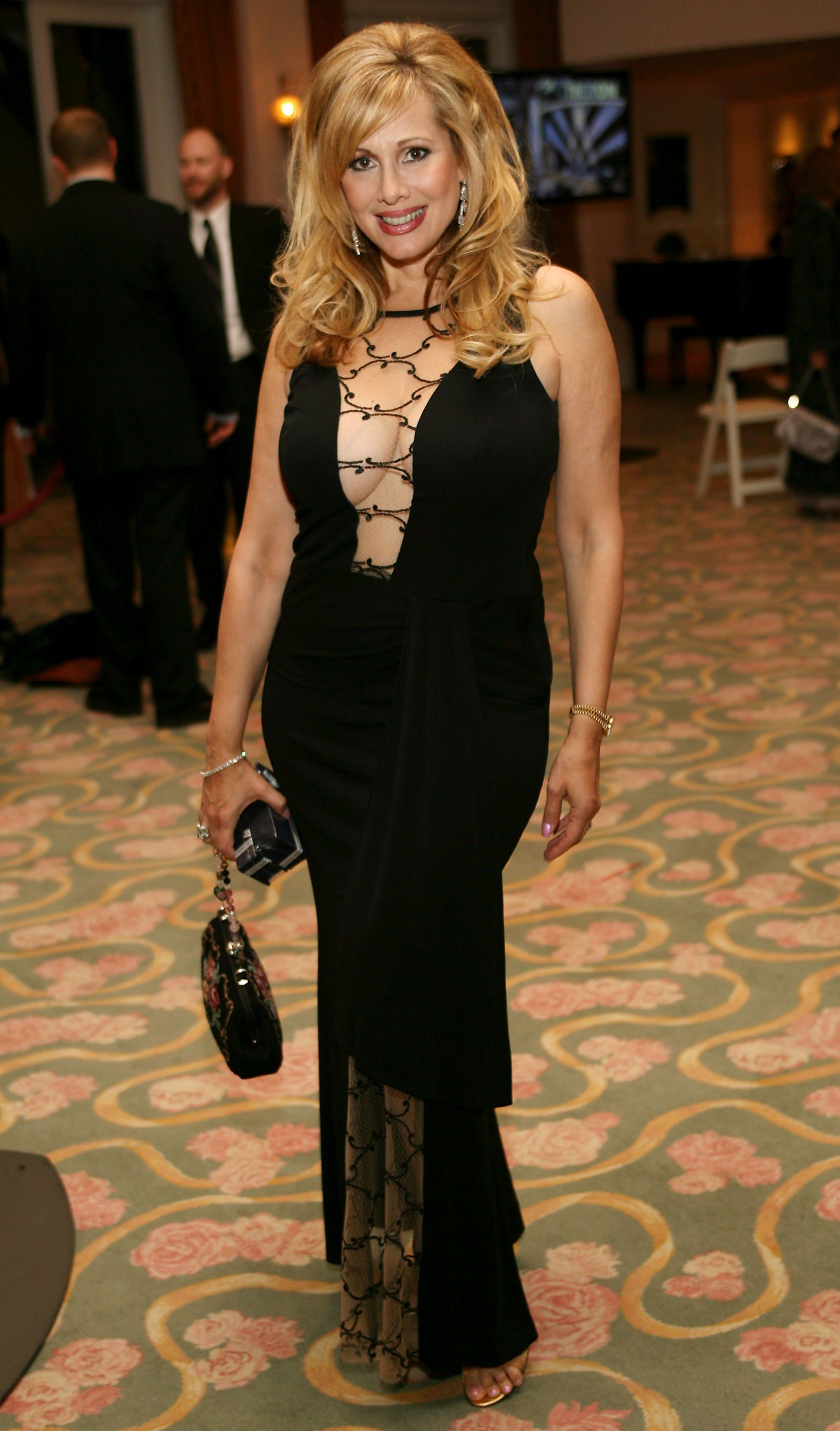Rhonda Shear attends the Norby Walters' 16th Annual Night Of 100 Stars Oscar Gala held at the Beverly Hills Hotel on March 5, 2006 in Beverly Hills, California. | Source: Getty Images