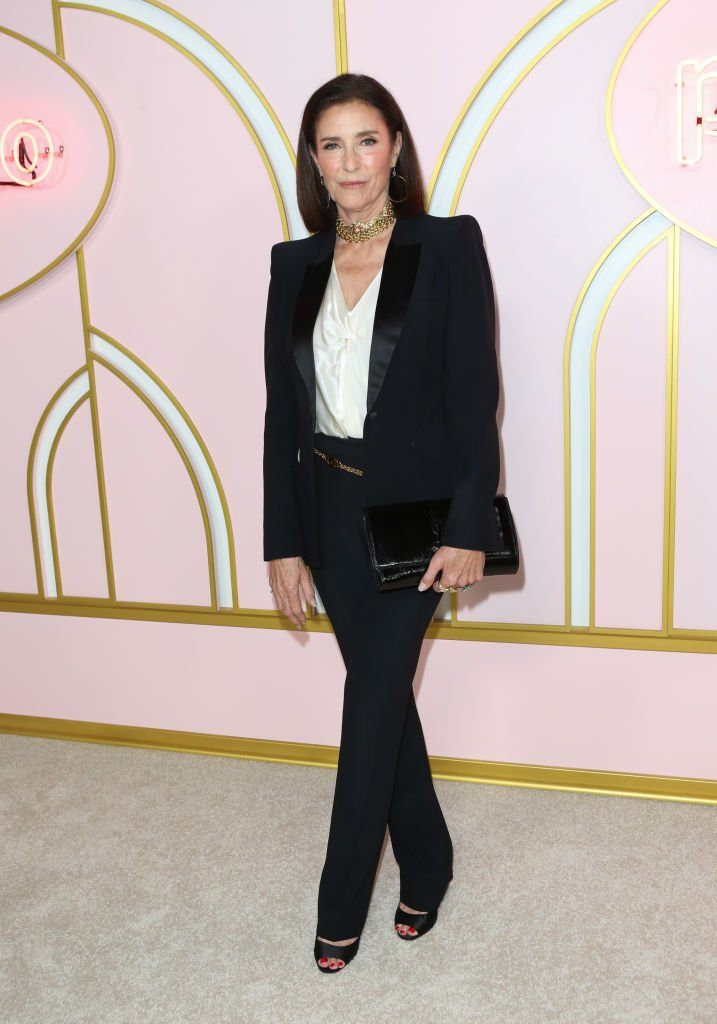 Actress Mimi Rogers on September 17, 2018 in West Hollywood | Photo: Getty Images