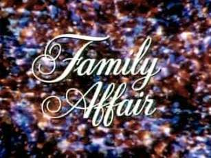 Family Affair Logo | WikiMedia Commons