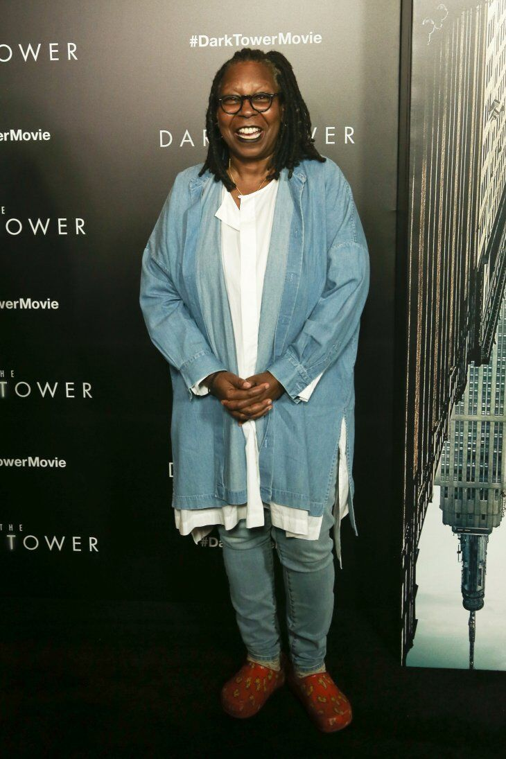 "Whoopi Goldberg attends ""The Dark Tower"" special screening at the Museum of Modern Art  