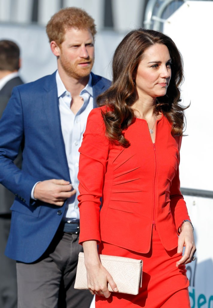 Prince Harry and Kate Middleton | Photo: Getty Images