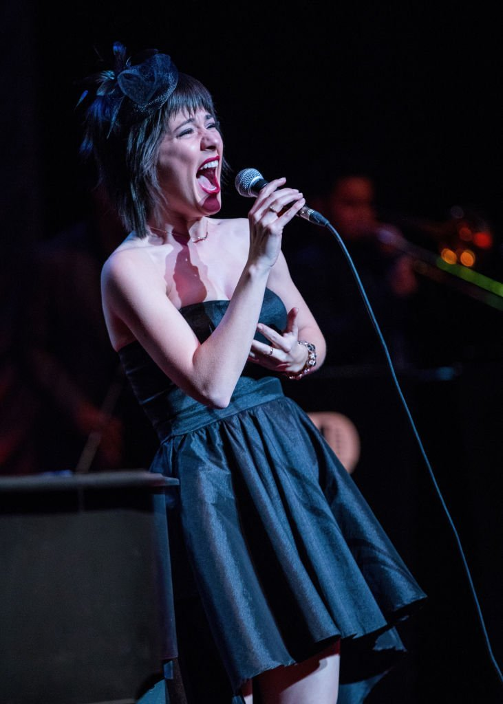 Sara Niemietz performs with Scott Bradlee's Post Modern Jukebox at The Fillmore | Getty Images