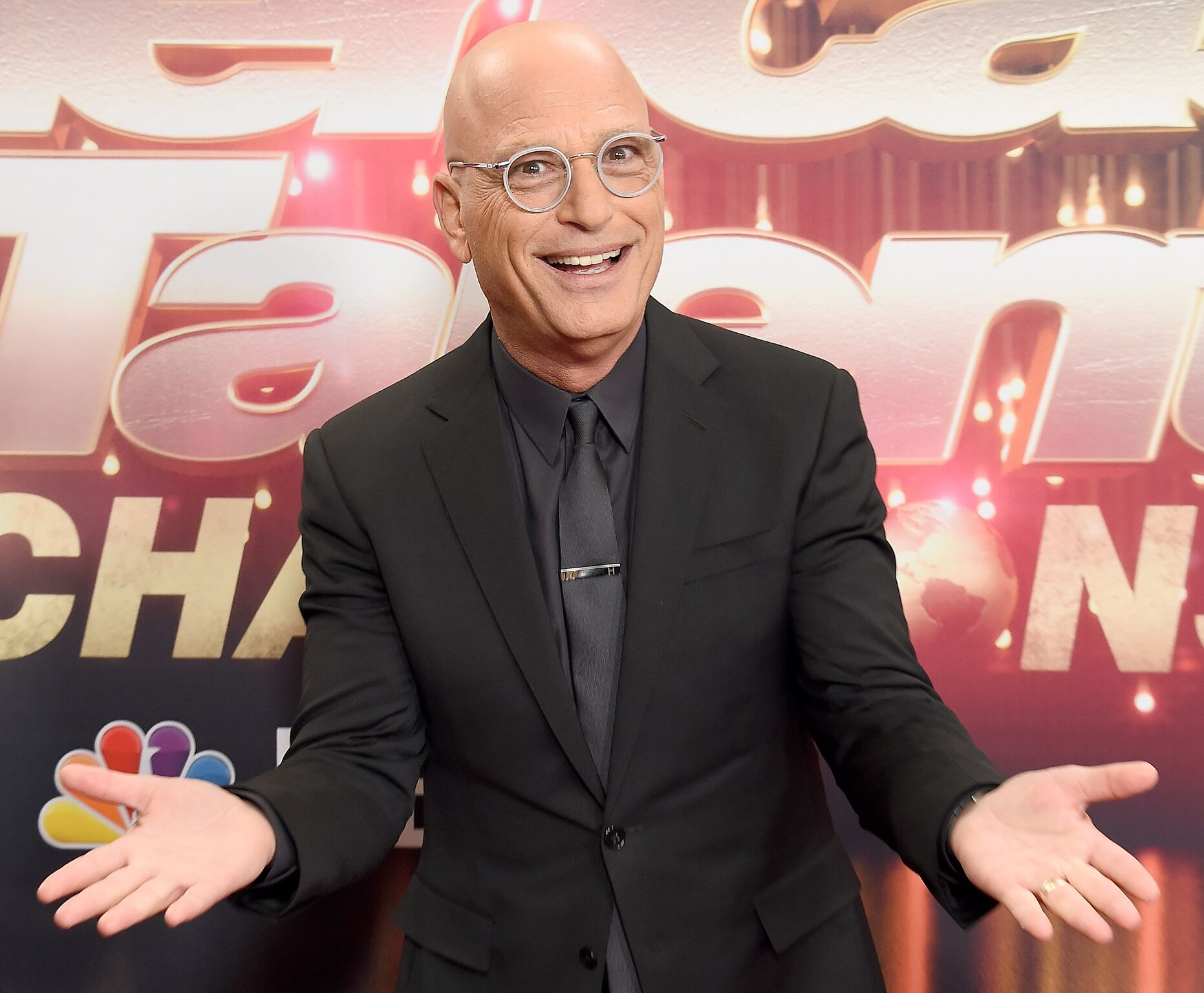 "Howie Mandel arrives at ""America's Got Talent: The Champions"" Finale at Pasadena Civic Auditorium  