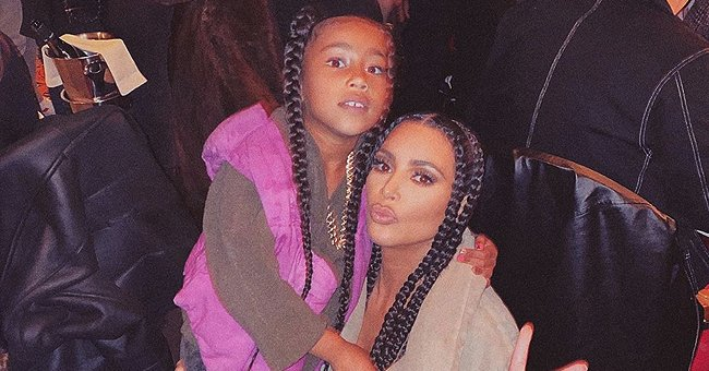 Kim Kardashian Celebrates Her Daughter North West's 7th Birthday in a Sweet Post