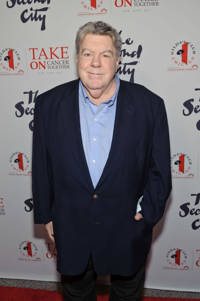 George Wendt on September 9, 2017 in Chicago, Illinois | Source: Getty Images