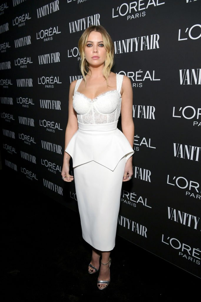 L'actrice Ashley Benson. l Source : Getty Images