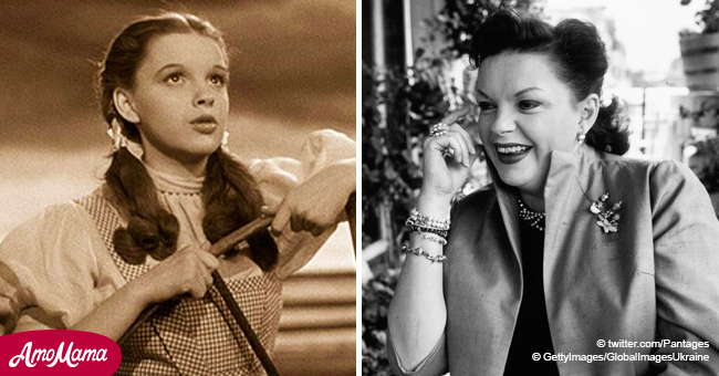 Judy Garland's Difficult Life Story: From 4 Failed Marriages to Old-Age Poverty