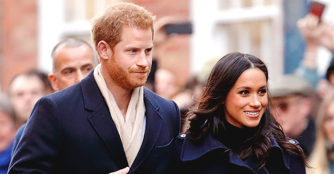 Meghan Markle & Prince Harry's Spring 2020 Transition Update Allegedly Shades Beatrice & Eugenie According to The Mirror