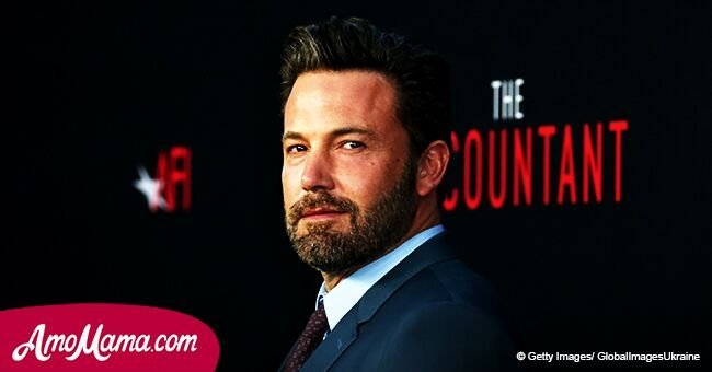 Ben Affleck was caught in a blow out fight with ex wife in front of the kids