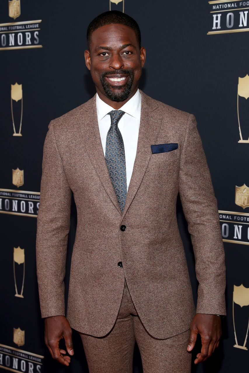 Sterling K. Brown attends the NFL Honors. | Source: Getty Images