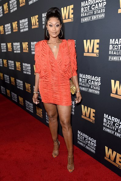 Tami Roman at the Mondrian Los Angeles on October 10, 2019 | Photo: Getty Images