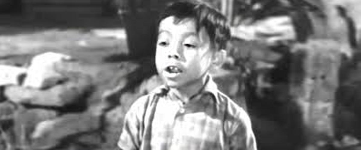 Ismael 'Poncianito' Pérez, el niño prodigio de la época de oro del cine mexicano
