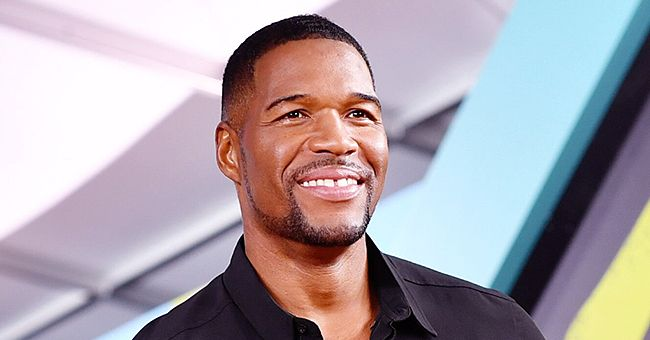 Michael Strahan from GMA Shares Sweet Photo of One of His Twin Daughters on Her Big New Bed