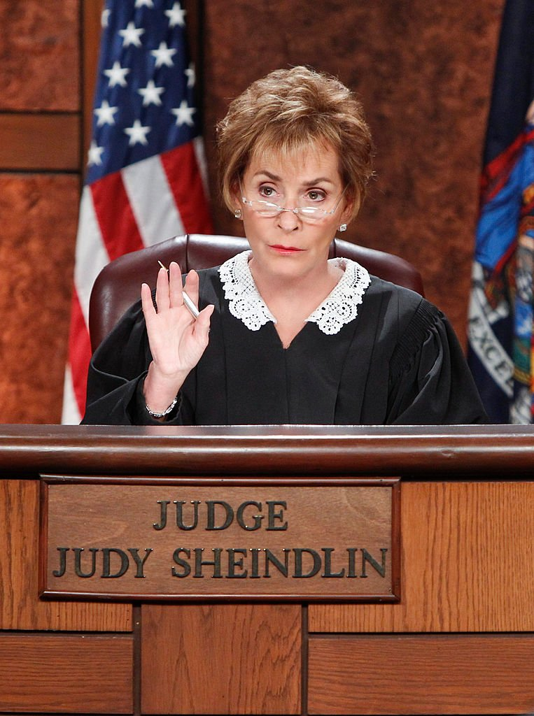 Episodic coverage of Judge Judy for the CBS special on May 20   Photo: Getty Images