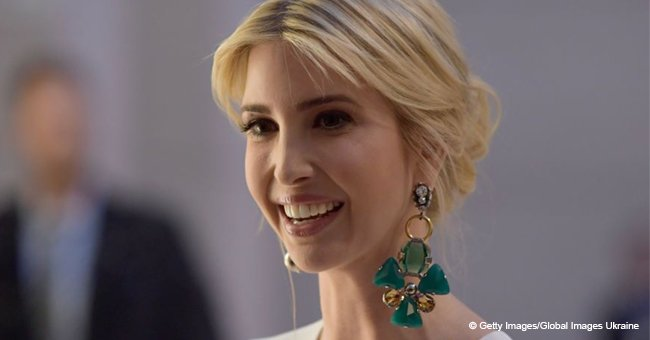 Ivanka Trump Shares Daughter's Unusual Passtime as She Takes Her Kids Out
