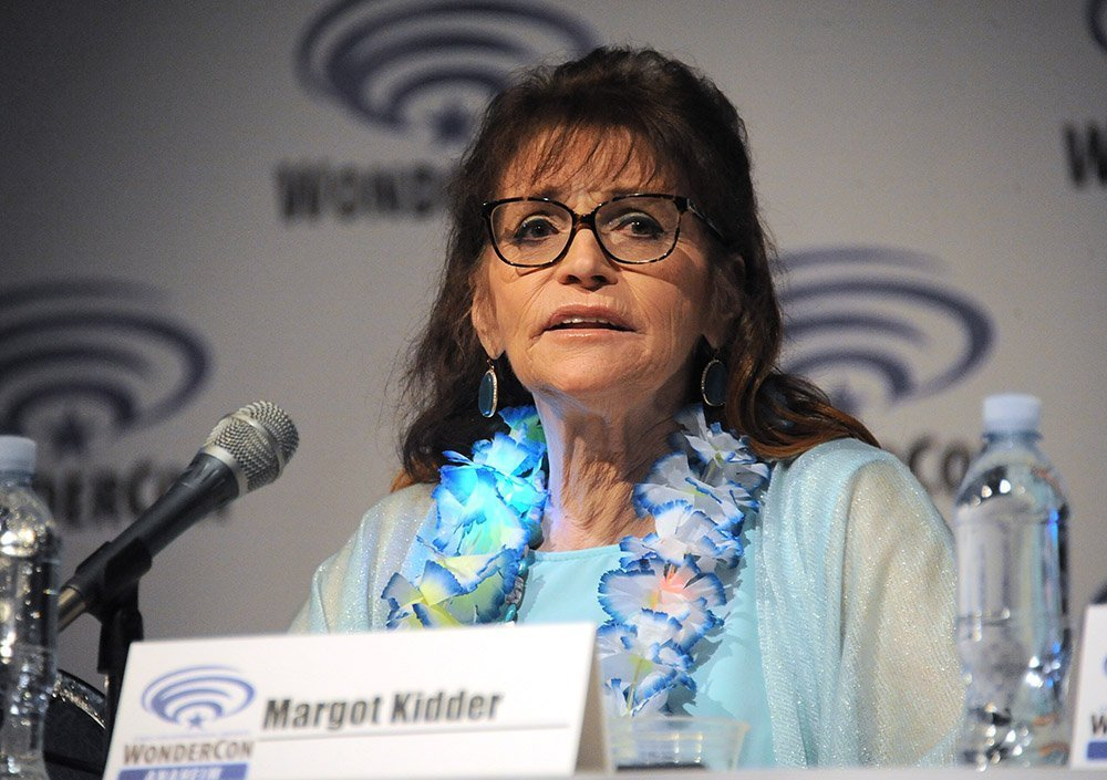 Margot Kidder. I Image: Getty Images.