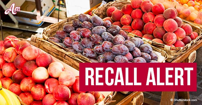 Recall alert: peaches, nectarines and plums recalled in more than a dozen states due to listeria