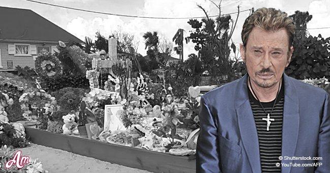 Johnny Hallyday, enterré à Saint-Barthélemy: 'C'est pas là qu'il voulait être enterré'