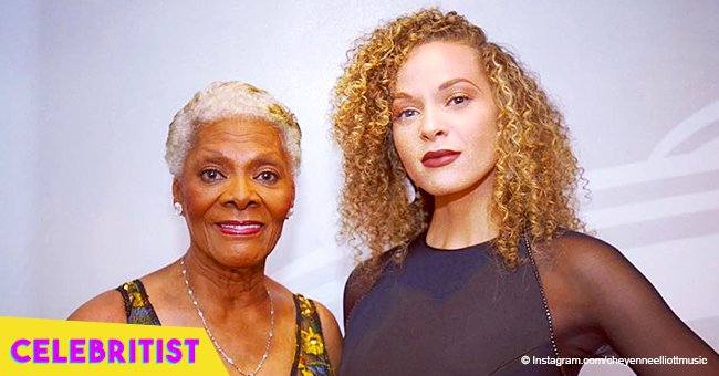 Dionne Warwick's Granddaughter Is an Adult Woman Now & Has Inherited Her Grandma's Singing Skills