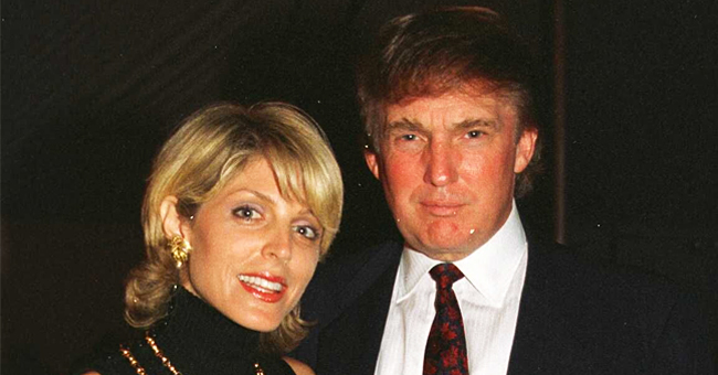 Donald Trump's Ex-Wife Marla Maples Does a Handstand in a New Photo
