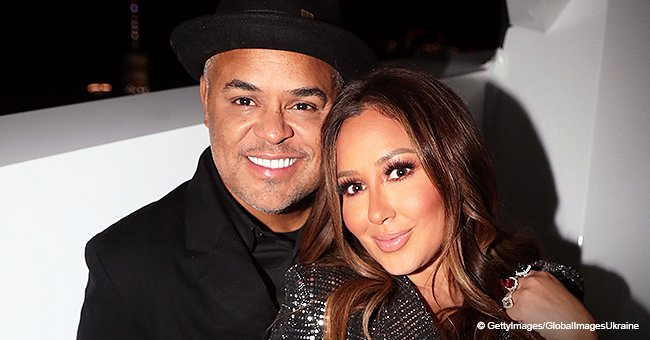 Adrienne Bailon's husband Israel Houghton shuts down haters who came for wife's fertility issues