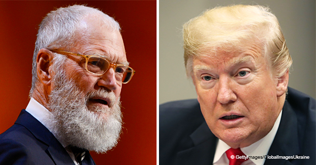 David Letterman Intends to Ask Donald Trump One Pretty Pointed Question