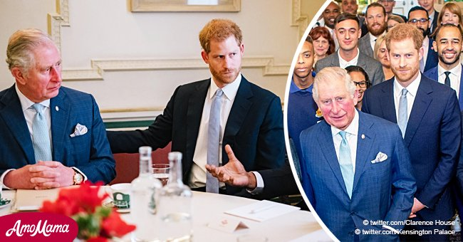 """Príncipe Carlos dijo """"esto es suficiente"""" y se une a hijo Harry para prevenir violencia juvenil"""