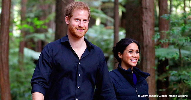 Meghan Markle Marks 1st Mother's Day with New Photo of Baby Archie