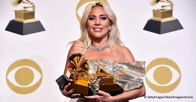 Fans 'Definitely' Heard Lady Gaga's Shout out to Trump During Her Powerful Grammy Performance